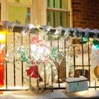 El Ayuntamiento premiará la mejor decoración navideña de balcones, ventanas y fachadas de viviendas de Tres Cantos