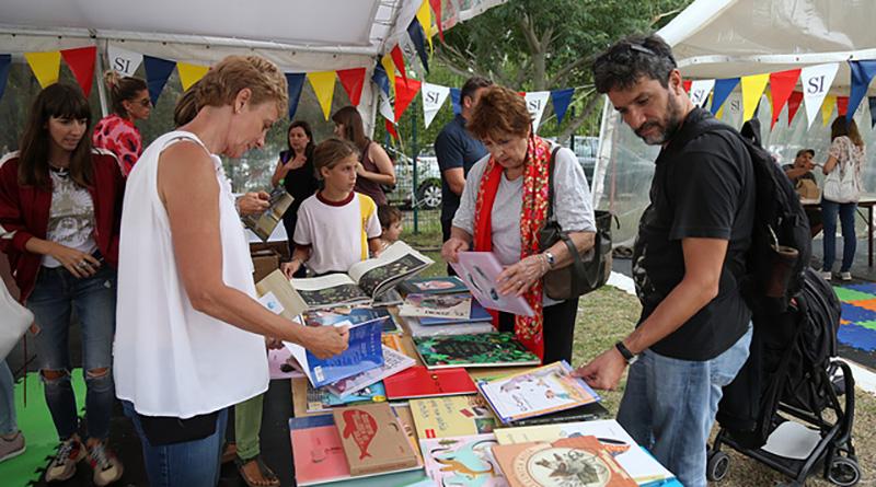 """Más de 10 mil personas participaron del festival """"leer"""" en San Isidro"""