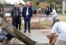 Remodelación N°31: Con fondos propios, Tigre renueva espacios públicos en Nuevo Delta