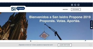 San Isidro invita a los vecinos a proponer proyectos para mejorar el distrito