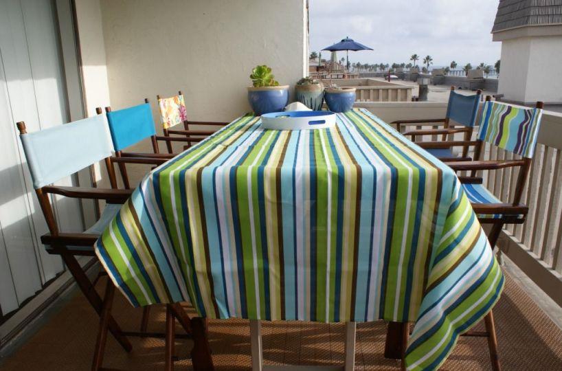A-312 Balcony table