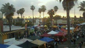 Sunset Market