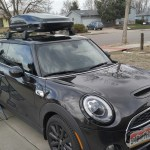 F55 F56 Roof Racks Roof Boxes And Etc North American Motoring