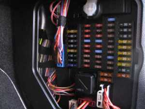 Where to pick up 12v ignition in engine partment  North American Motoring