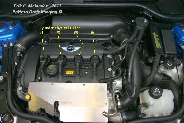 2004 Chrysler Pacifica Firing Order