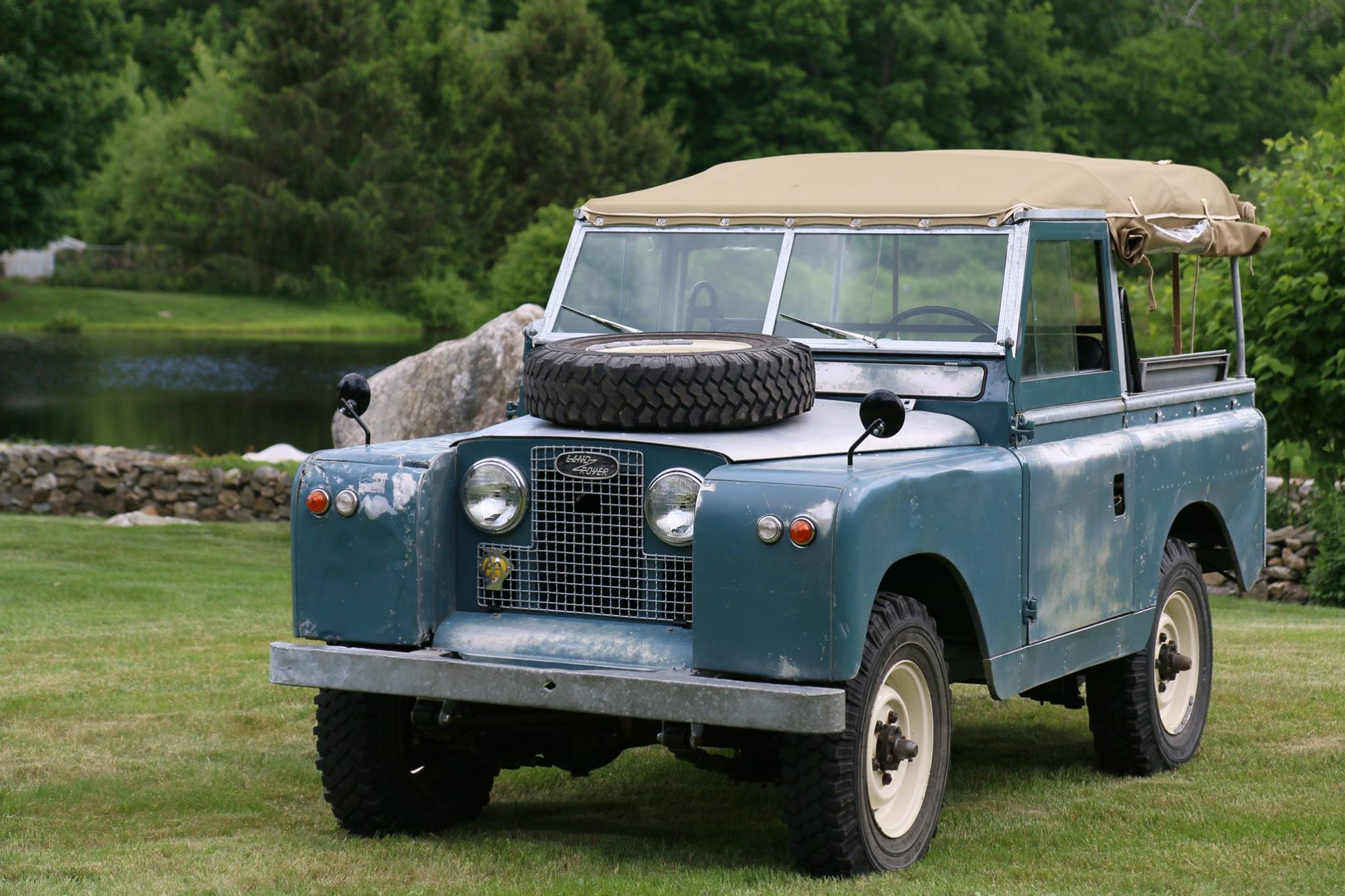 Land Rover Restoration Projects North America Overland