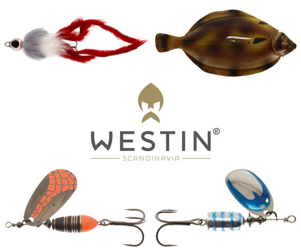 Four New Westin Lures