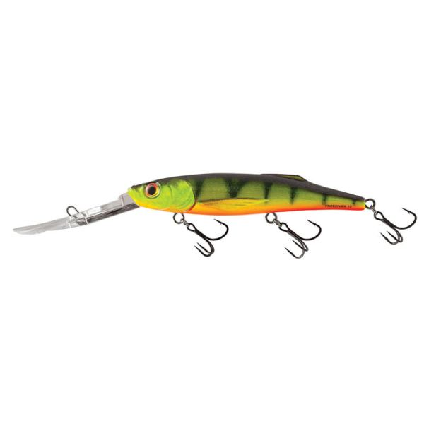 Salmo Freediver 12 SDR - Hot Perch (HP) Colour