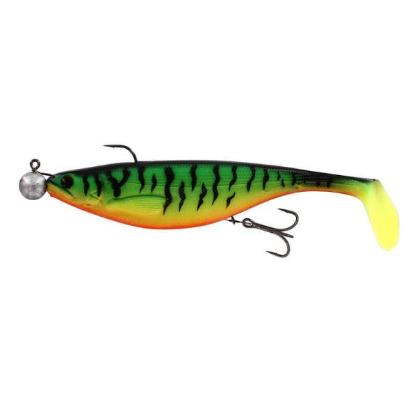 Westin ShadTeez R 'N R 16cm - Crazy Firetiger Colour | North Bay Outfitters