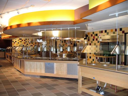 Image result for UNH CAMPUS dining hall food