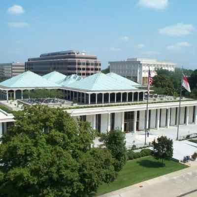 Legislative Building in Raleigh