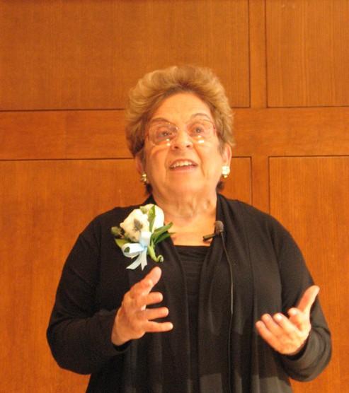 Former HHS secretary Donna Shalala