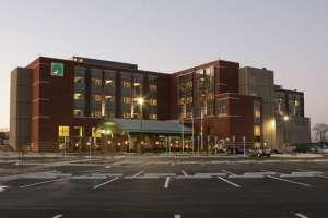 Johnston Medical Center - Smithfield. Photo courtesy Johnston Health