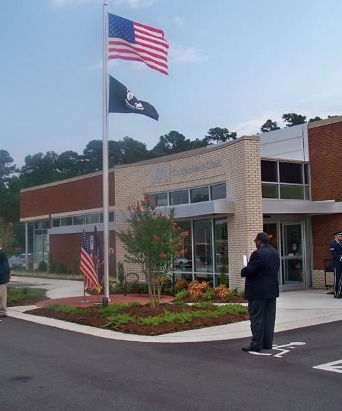 The Goldsboro Community Based Outpatient Clinic, located at 2610 Hospital Rd., opened on July 1. It serves thousands of veterans in Wayne, Sampson, Duplin, Harnett and Lenoir counties who previously had to travel to Fayetteville or Durham to get treatment at a VA center.