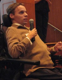 Matthew Potter offered a scathing assessment of the system of care for people with disabilities in North Carolina.