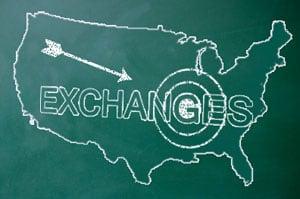 exchanges states target 300