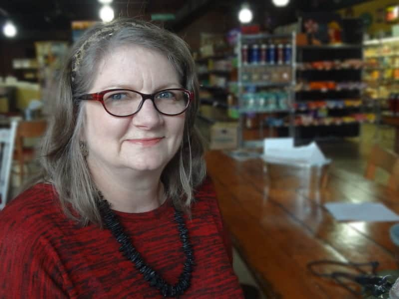 Laurie Coker has spent years creating places to nurture and support people with mental health issues.