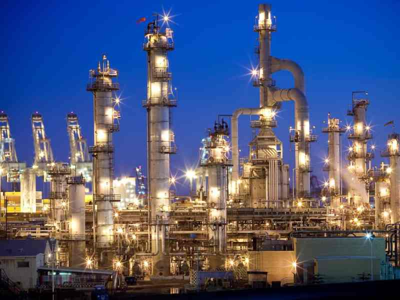 EPA's New Source Performance Standards set pollution limits for major industries, such as oil refining.
