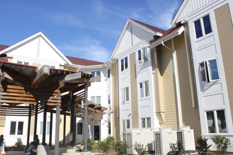 Urban Ministries Center's leaders took a desolate area beyond Charlotte's Uptown and turned it into a supportive apartment community for people transitioning from homelessness.