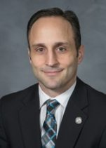 Rep. Josh Dobson (R-Nebo) headshot