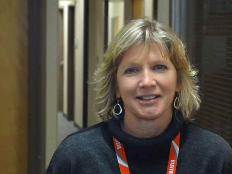 Dianne Whitman is chief court counselor for the 30th Judicial District and a force behind the Juvenile Justice Treatment Continuum in Western North Carolina. Photo credit: Taylor Sisk