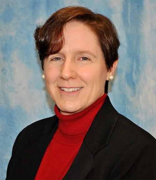 State Epidemiologist Megan Davies.
