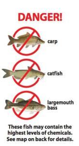 Fish warnings