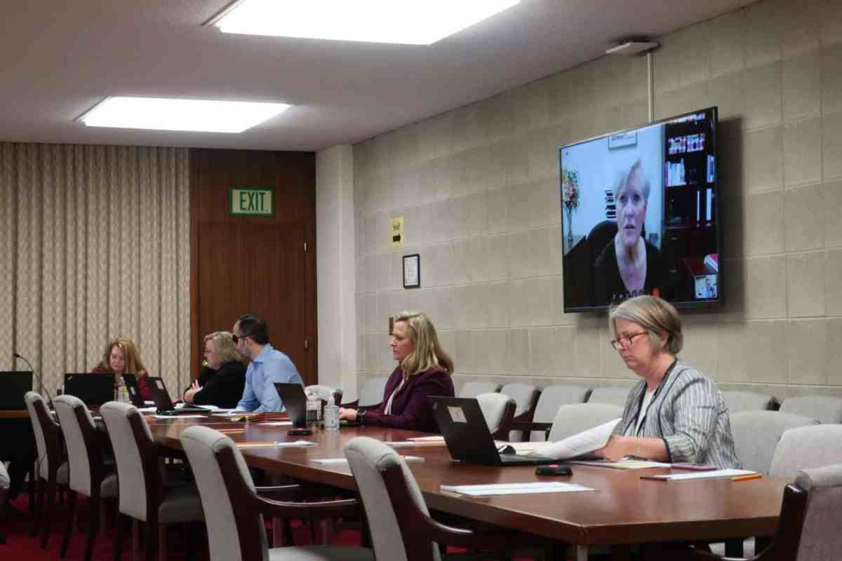 lawmakers at the House discuss covid-19