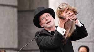 Groundhog Day in Raleigh with Sir Walter Wally 2017