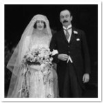 Cornelia Vanderbilt's Wedding Dress in 1924
