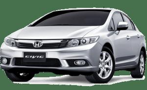 รถเช่าเชียงใหม่ Honda civic