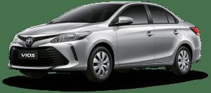 รถ เช่า เชียงใหม่ Vios เมืองเหนือรถเช่า TOVOTA Vios 2017