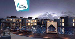 بلوز ريزورت blues resort