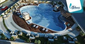 خدمات قريه بلوز blues resort services