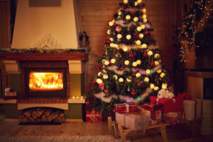 Christmas Holiday Safety Tips for At Home