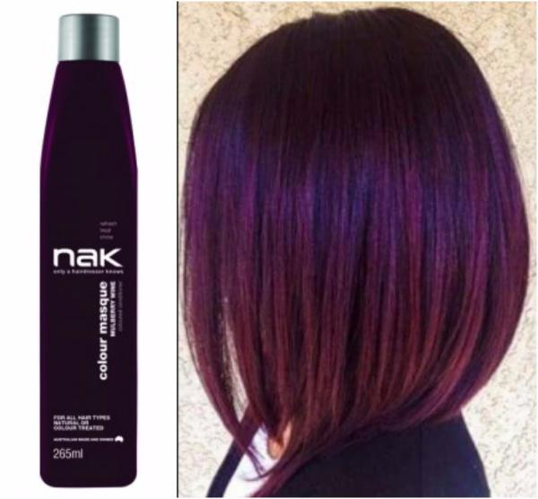 NAK Colour Masque Conditioners NORTHCOTES HAIR SALON