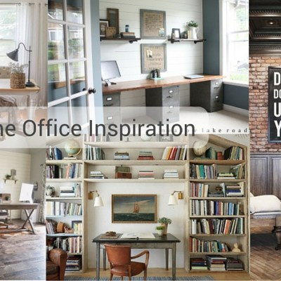 Friday Inspiration: The Home Office