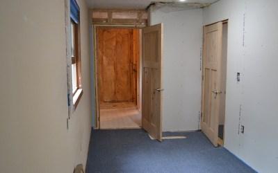 Adding Walls & Doors
