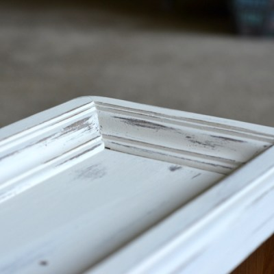 The Beginner's Guide to Distressing Furniture the Easy Way