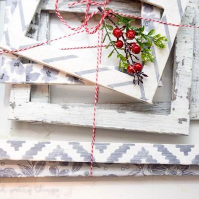 12 Days of Craftsmas: Gallery Wall Starter Kit