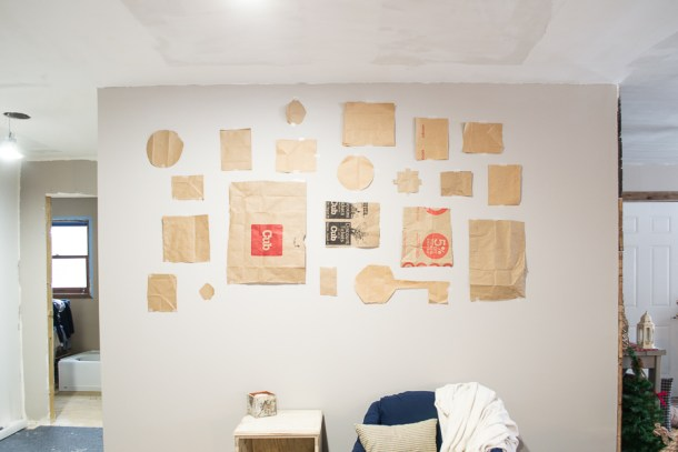 step three how to hang a gallery wall in five steps