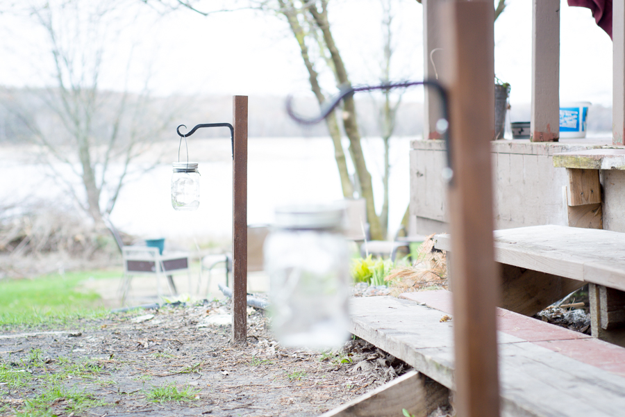 DIY Solar Mason Jar Lantern