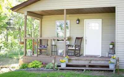 Summer Porch Tour & Blog Hop