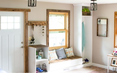 The Entryway Summer Home Tour & Blog Hop
