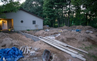 The Garage Saga Part Three: The Foundation