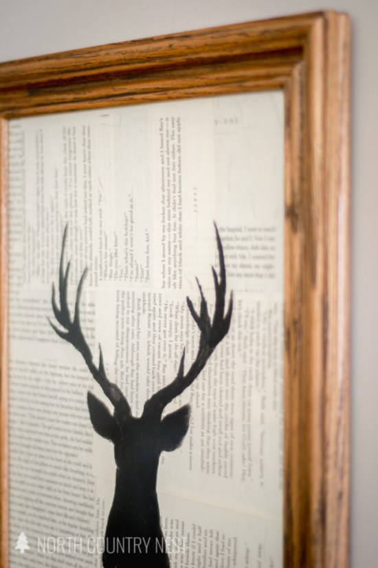 five ways to decorate using book pages