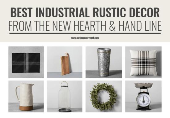 hearth & hand home decor line