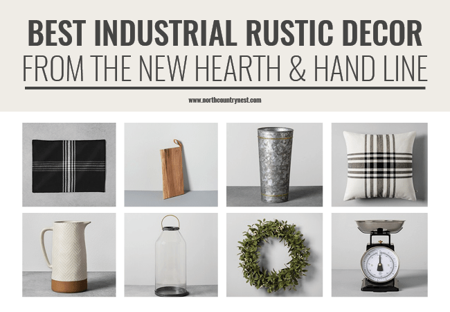 hearth & hand home decor line