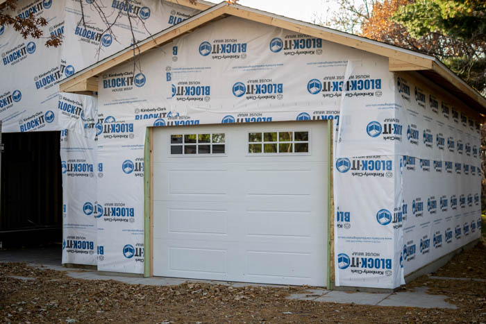 single care garage door