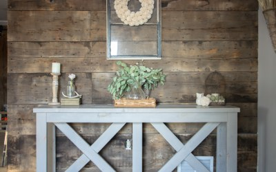 One Table, Three Ways | How to Style an Entryway Table